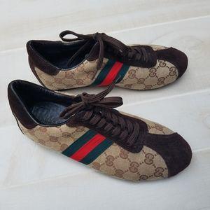 MEN'S GUCCI Guccisima  monogram sneakers